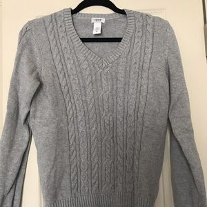 Izod V-Neck Sweater